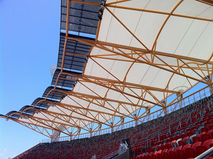 Stadium Roof Structure Stadium Roof Structure Manufacturer