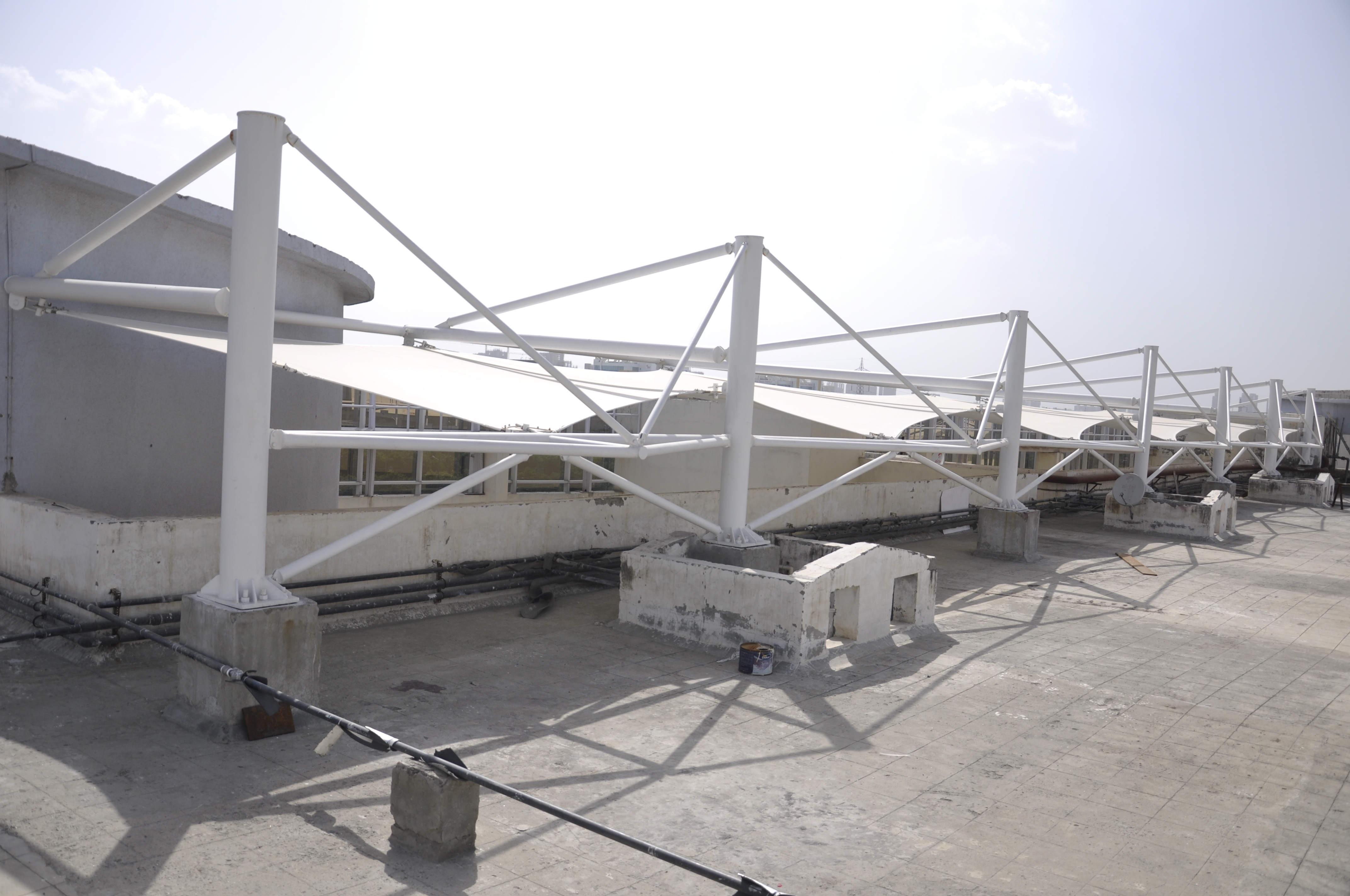 tensile-structure-manufacture