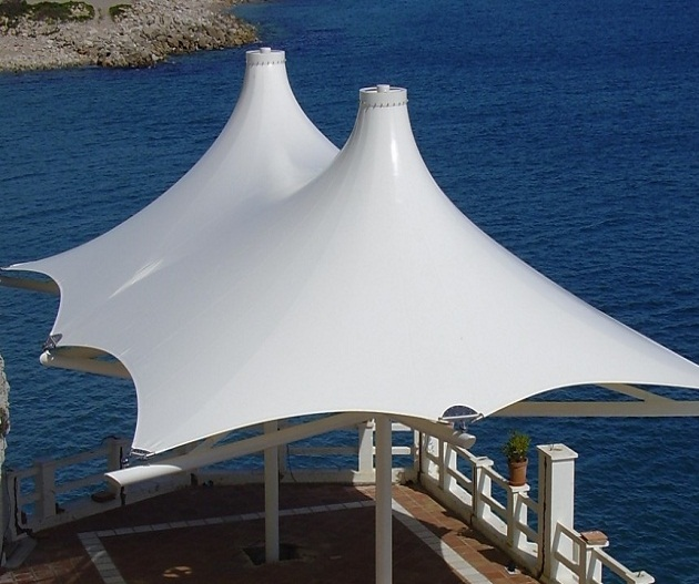 Tensile Structure Manufacturer Tensile Fabric Structure