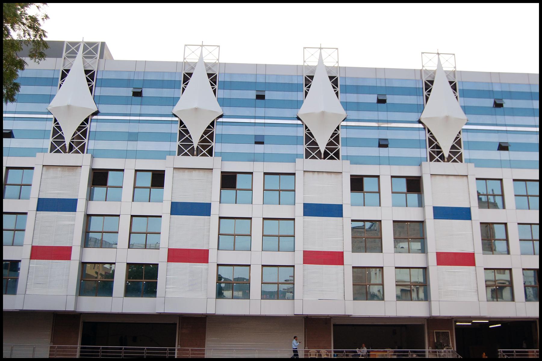 Tensile Facades Tensile Facades Manufacturer Gurgaon India